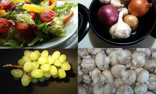 Top 7: alimentos que combaten el cánce