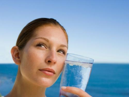 Y si no se consume suficiente agua?